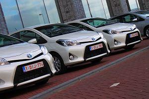 Toyota Yaris Hybrid - Test | Pierwsza jazda