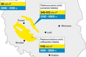 Wielka szansa na podwojenie zasob�w gazu w Polsce
