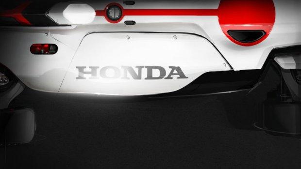 Salon Frankfurt 2015 | Honda 2&4 Concept | Samoch�d i MotoGP