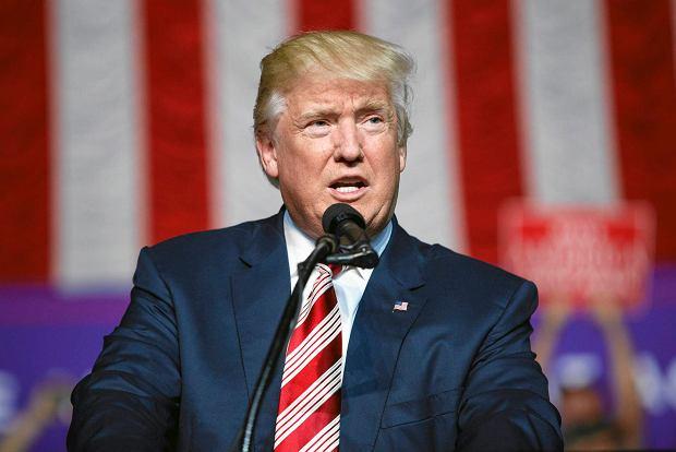 Donald Trump w Warszawie. Przemówienie ma wygłosić na placu Krasińskich