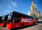 Polski Bus otwiera nowe połączenia z Ukrainą. Pojedzie przez Warszawę