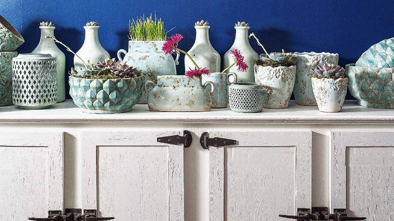 Pojedyncze naczynia mogą pozostać niezauważone. Ustawione w grupie na pewno przyciągną uwagę. Belldeco
