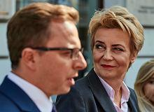 Wybory 2018. PiS chce usunąć Zdanowską. A przez rok nie zrobił nic ze skazaną burmistrz Rabki