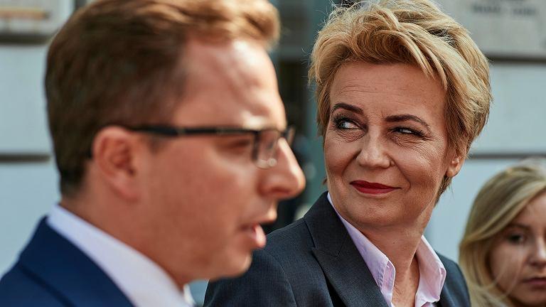 Wybory samorządowe 2018 w Łodzi. Hanna Zdanowska obiecuje naprawę i budowę dróg osiedlowych