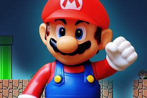 Dlaczego Mario to Mario? Niezwykła historia najsłynniejszej postaci świata gier wideo [FORMAT C:]