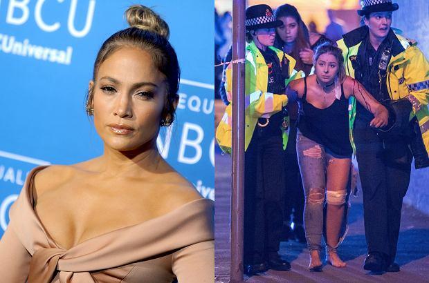 Wiadomości z Manchesteru poruszyły cały świat, w tym także gwiazdy i celebrytów. Wyrazy współczucia dla rodzin poszkodowanych w wyniku zamachu napływają z całego świata.