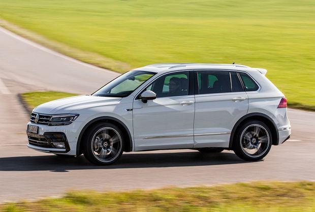 Tuning | Volkswagen Tiguan ABT | Kosmetyka