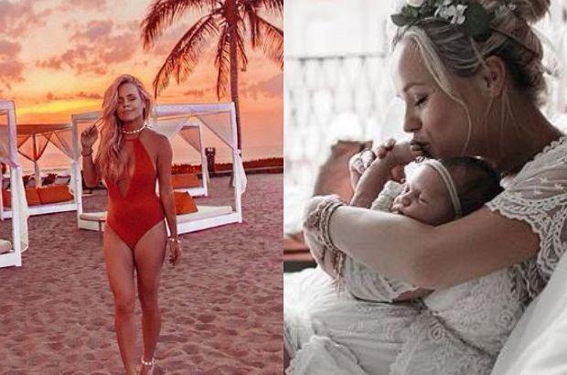 Anna Skura poleciała na Bali bez półtoramiesięcznej córki. W końcu zabrała głos. Pokazała też wymowne zdjęcie