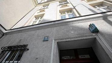 Kamienica przy ul. Grobla 14 w Poznaniu - mieszkała w niej prababcia Angeli Merkel z synem, dziadkiem pani kanclerz