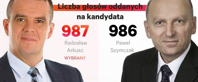 Wyniki wyborów samorządowych. Rządził Dalikowem od dwudziestu lat, przegrał jednym głosem