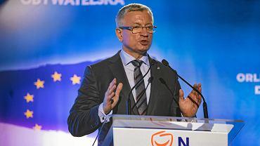 Jacek Jaśkowiak, prezydent Poznania wybrany na drugą kadencję