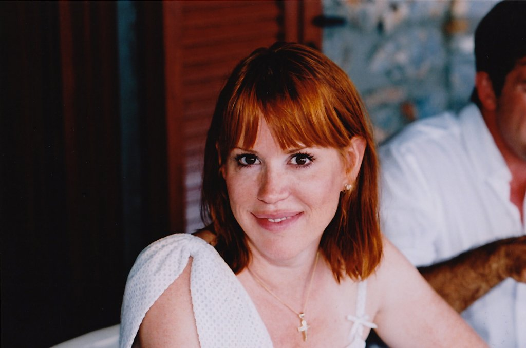 Molly Ringwald / Wikimedia Commons