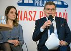 Kandydat PiS na prezydenta Poznania spotkał się z licealistami w budynku szkoły. Władze miasta oburzone
