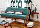 Wzory i kolory w stylu lat 60.