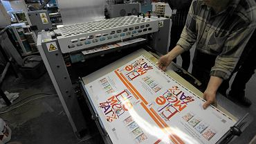 W połowie maja rozpoczął się druk pierwszej części rządowego 'Naszego elementarza'. A jeszcze przed wprowadzeniem bezpłatnego podręcznika prywatni wydawcy wydrukowali tysiące książek do pierwszej klasy, których teraz nie mogą sprzedać