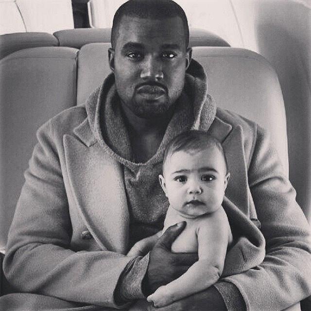 Kanye West / instagram