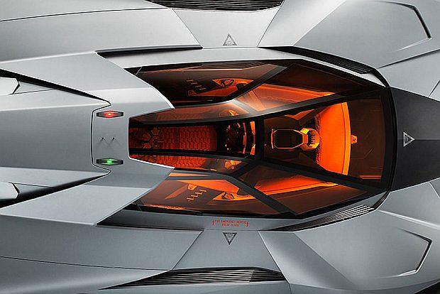 Moto Raport Lamborghini Egoista Apache Na Kolach