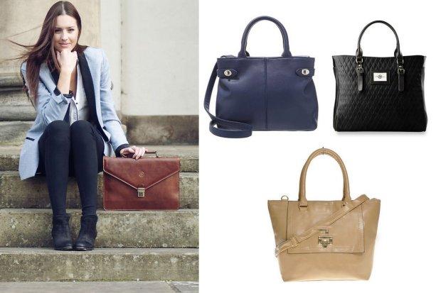 Zdjęcie numer 2 w galerii - Niedrogie torebki do pracy - jakie modele i kolory wybrać