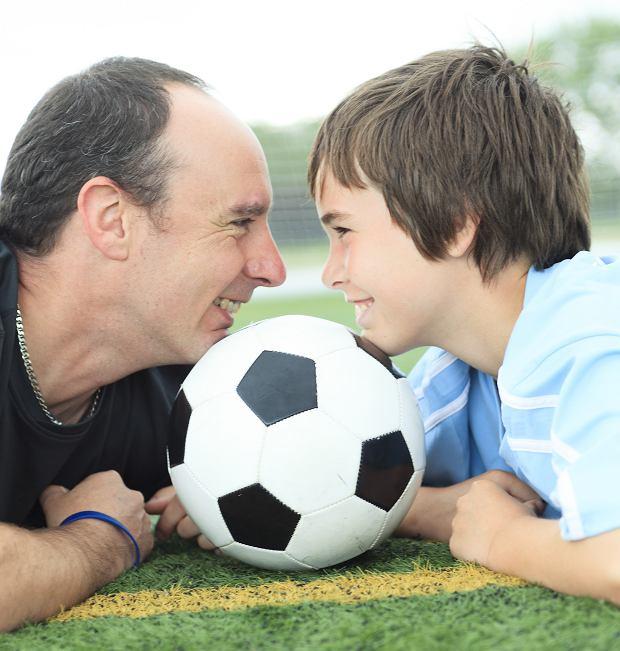 Jak pozytywnie zaanga�owa� dziecko w sport?