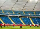 Duże utrudnienia przed meczem na Stadionie Śląskim w Chorzowie