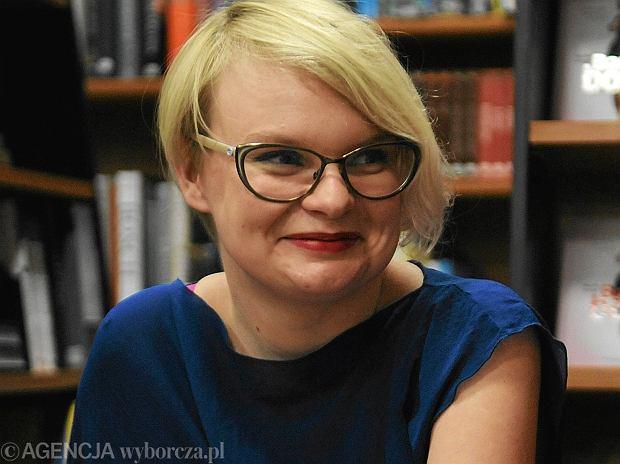MOJA ULUBIONA KNAJPA: Monika Jurczyk stawia na prostotę. 'Strasznie lubię takie normalne jedzenie' - z13770906P,Monika-Jurczyk