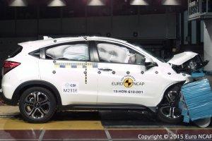 Testy Euro NCAP | Audi i Honda na 5, VW na 4