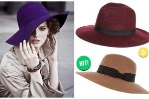 Przegląd najmodniejszych kapeluszy na ten sezon
