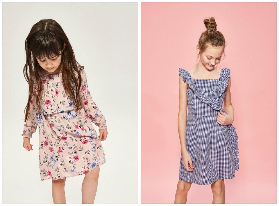 5f19c913ff Reserved - modna dziewczynka. Markowe sukienki
