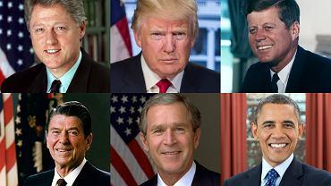 Oficjalne zdjęcia prezydentów USA