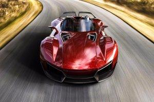 Rezvani Beast X   700 KM, 839 kg i 2,5 sekundy do setki