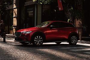 Nowa Mazda CX-3 - specjalna wersja dla Japończyków