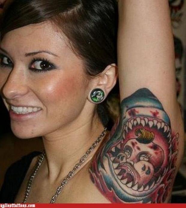 Zdj�cie numer 8 w galerii - 25 os�b, kt�re kiedy� b�d� bardzo �a�owa�, �e zrobi�y sobie tatua� [ZDJ�CIA]