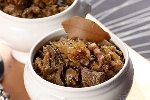 Bigos - najważniejsze danie bożonarodzeniowe. Mięso z kapustą o kilkusetletniej tradycji