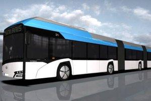 Nowy, a� 24-metrowy autobus. B�dzie mia� dwa przeguby!