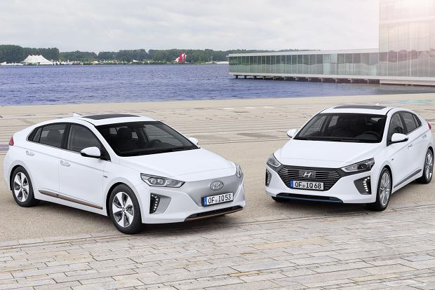 Galeria   Hyundai Ioniq   Hyundai rzuca rękawicę Toyocie