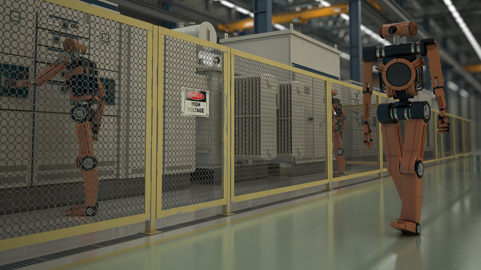 Tak może wyglądać fabryka przyszłości