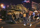 Zamach stanu w Turcji. Agencja Anatolia: Co najmniej 80 osób nie żyje