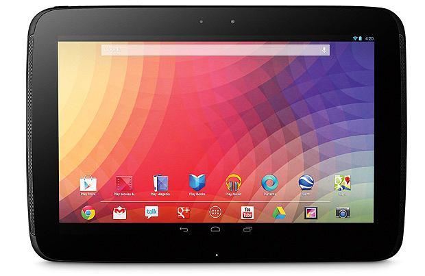 laptopy, komputery, tablet, Poradnik: jak wybrać komputer do domu, Google Nexus 10  Cena: 1900 zł, samsung