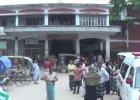 Bangladesz: 23 osoby stratowane na �mier� podczas akcji rozdawania darmowej odzie�y