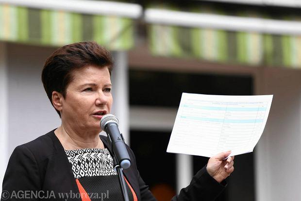 Gronkiewicz-Waltz o reprywatyzacji, spotkanie premier Szydło z Angelą Merkel [PIĄTEK W SKRÓCIE]
