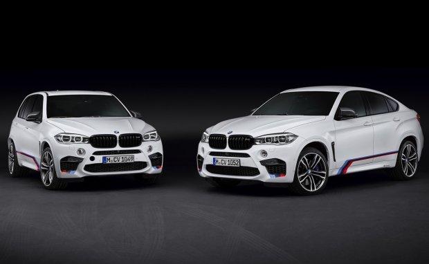 BMW X5 M i X6 M z pakietem M Performance | Wi�cej M w M