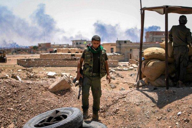 """Wojna w Syrii. Kurdowie: d�ihady�ci u�yli broni chemicznej. """"Pociski wype�nione truj�cym gazem"""""""