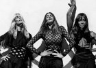 Supermodelki zn�w razem! Cindy, Naomi i Claudia wyst�pi�y w kampanii Balmain