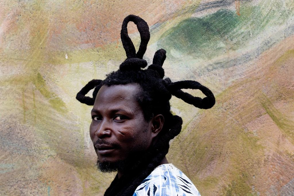 King Ayisoba / Paul Bergen