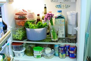 Które produkty kochają zimne wnętrze lodówki, a które wolą być na zewnątrz?
