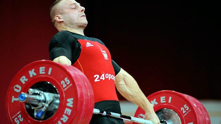 Adrian Zieliński, przyłapany na dopingu w Rio