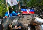 Święta z wojną w tle. Słowiańsk wciąż czeka na atak