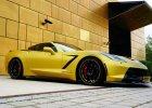 Chevrolet Corvette C7 Stingray | Rakieta od Geigera