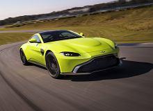 Aston Martin Vantage - brytyjski styl, niemieckie serce