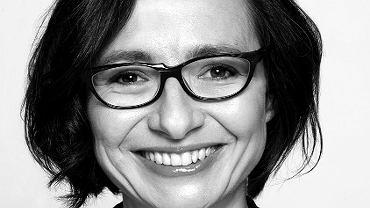 Agnieszka Graff - feministka, pisarka, autorka książek 'Świat bez kobiet' oraz 'Matka feministka'